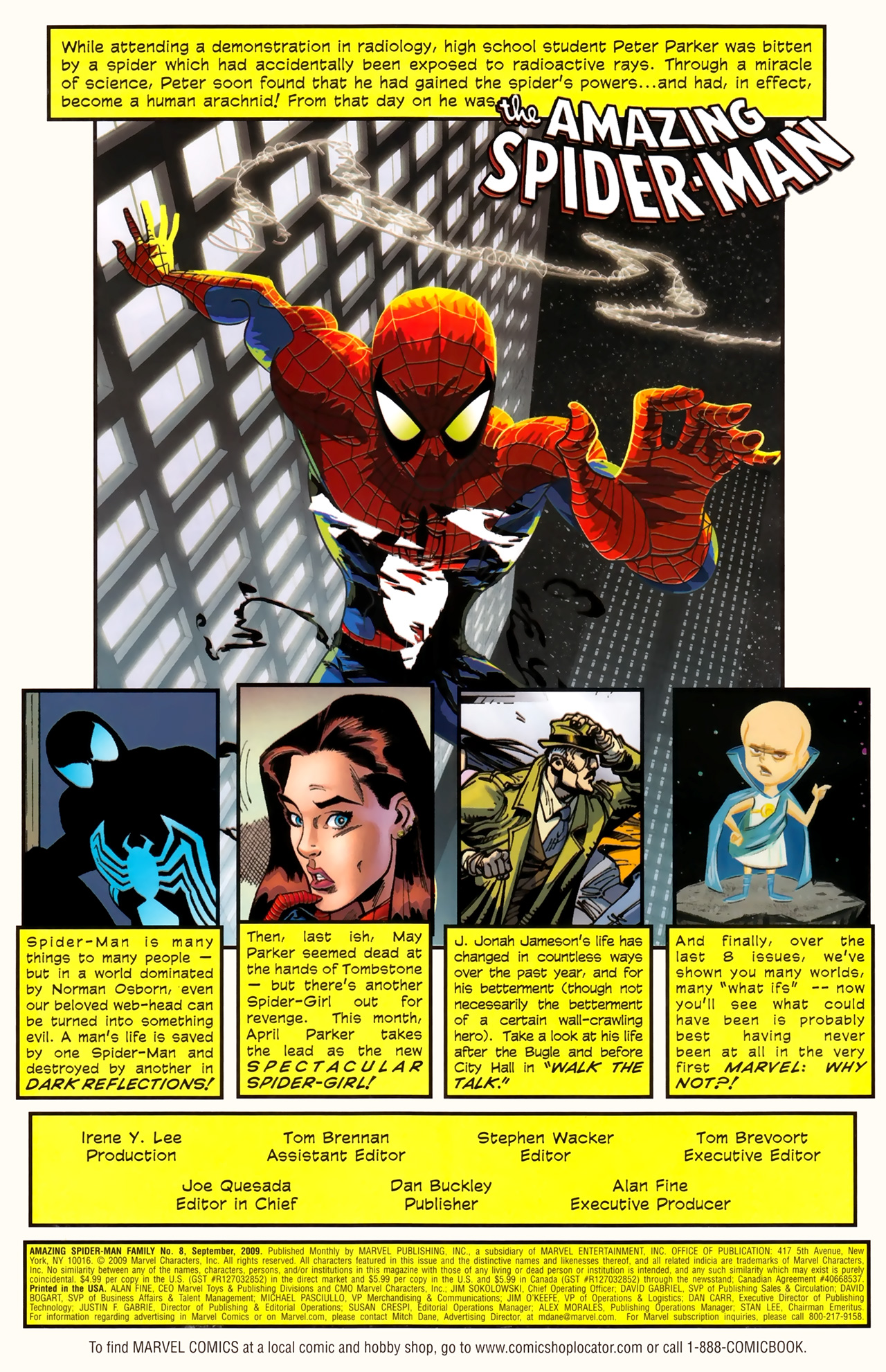 Amazing Spider-Man Family chap 8 pic 2
