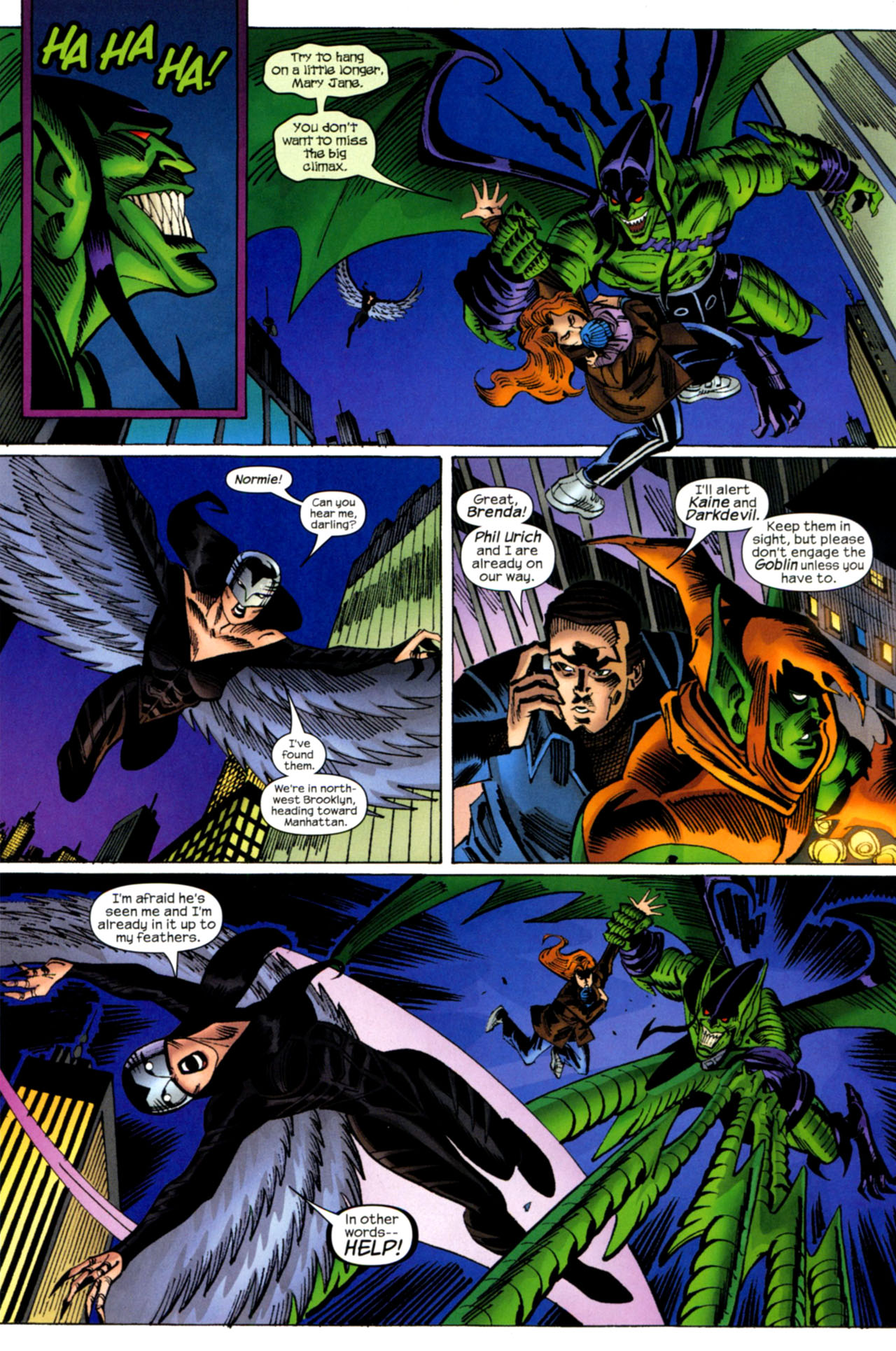 Amazing Spider-Girl #30 #31 - English 12