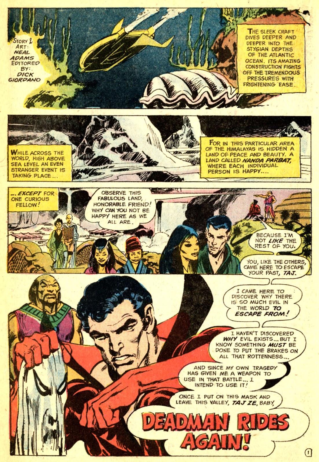 Aquaman (1962) Issue #50 #50 - English 22