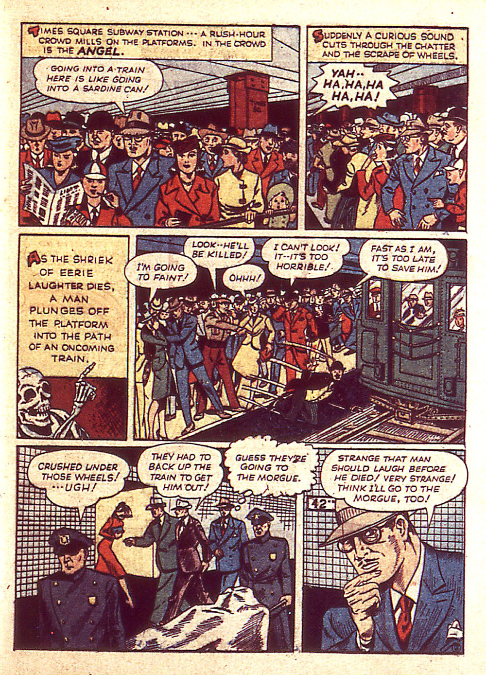 Sub-Mariner Comics Issue #4 #4 - English 48