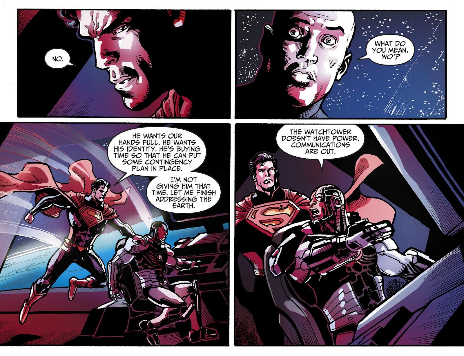 Injustice: Gods Among Us [I] Issue #28 #29 - English 13