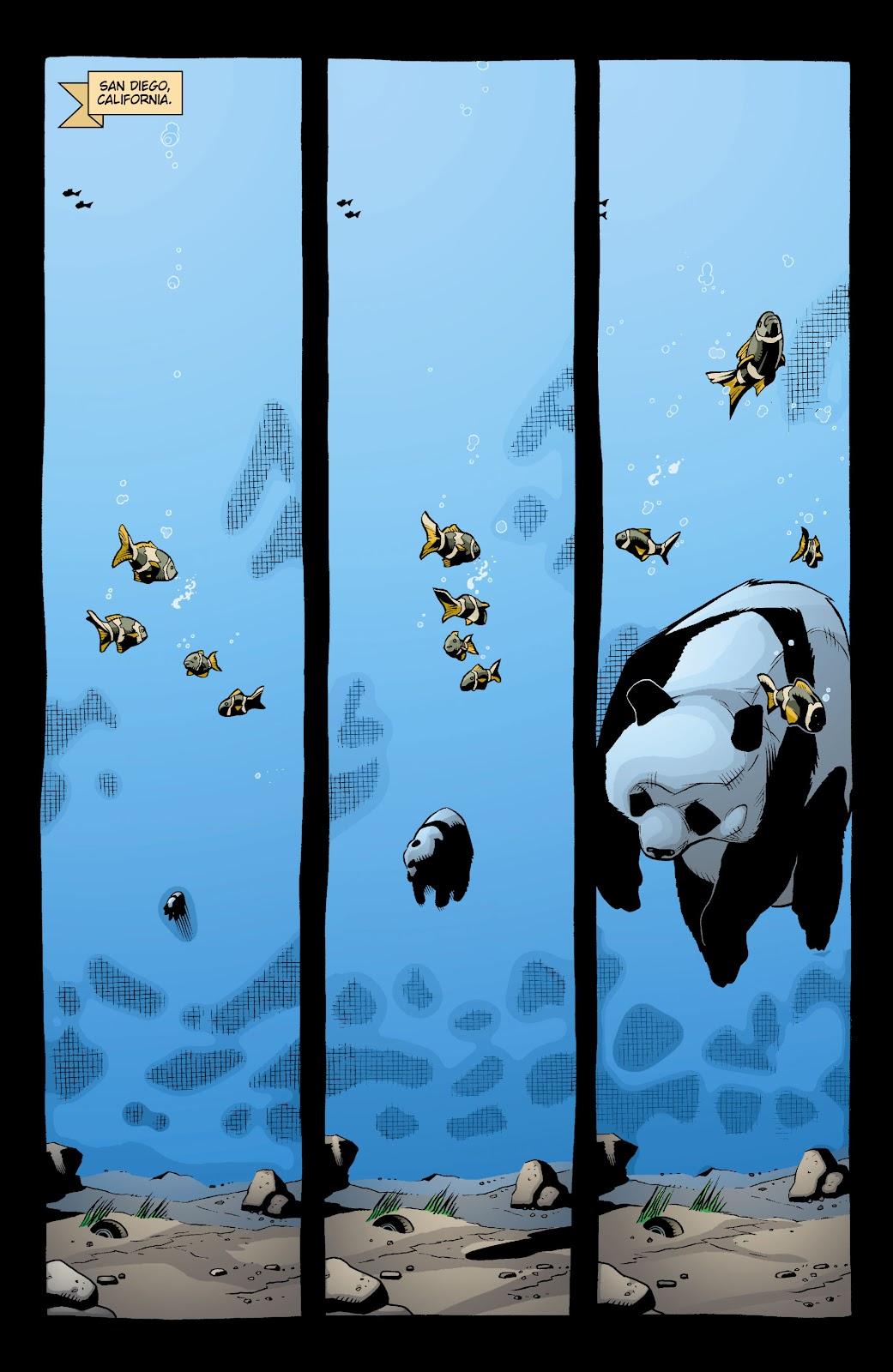 Aquaman (2003) Issue #15 #15 - English 2