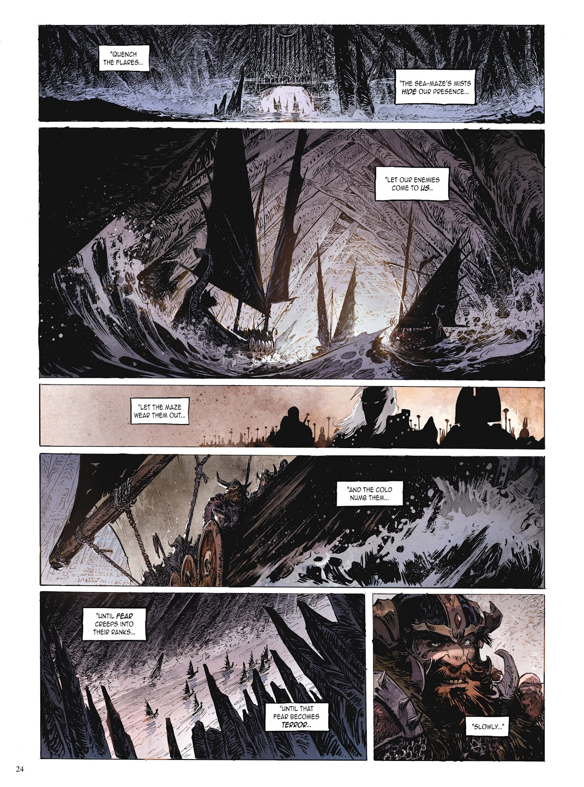 Elric (2014) TPB 1 #1 - English 24