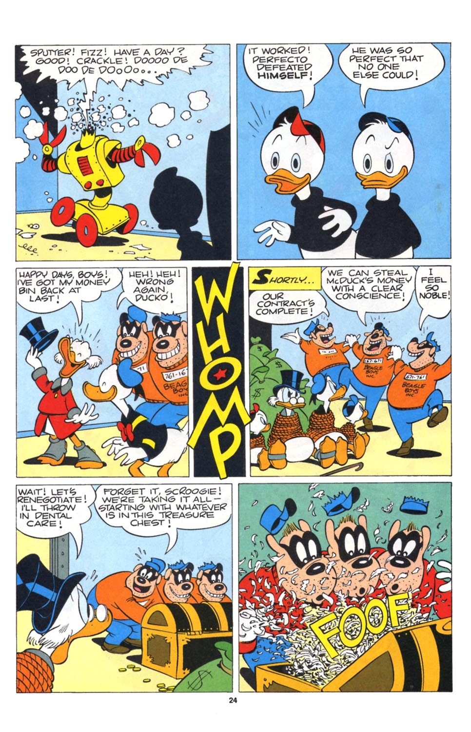 Uncle Scrooge (1953) Issue #252 #252 - English 26