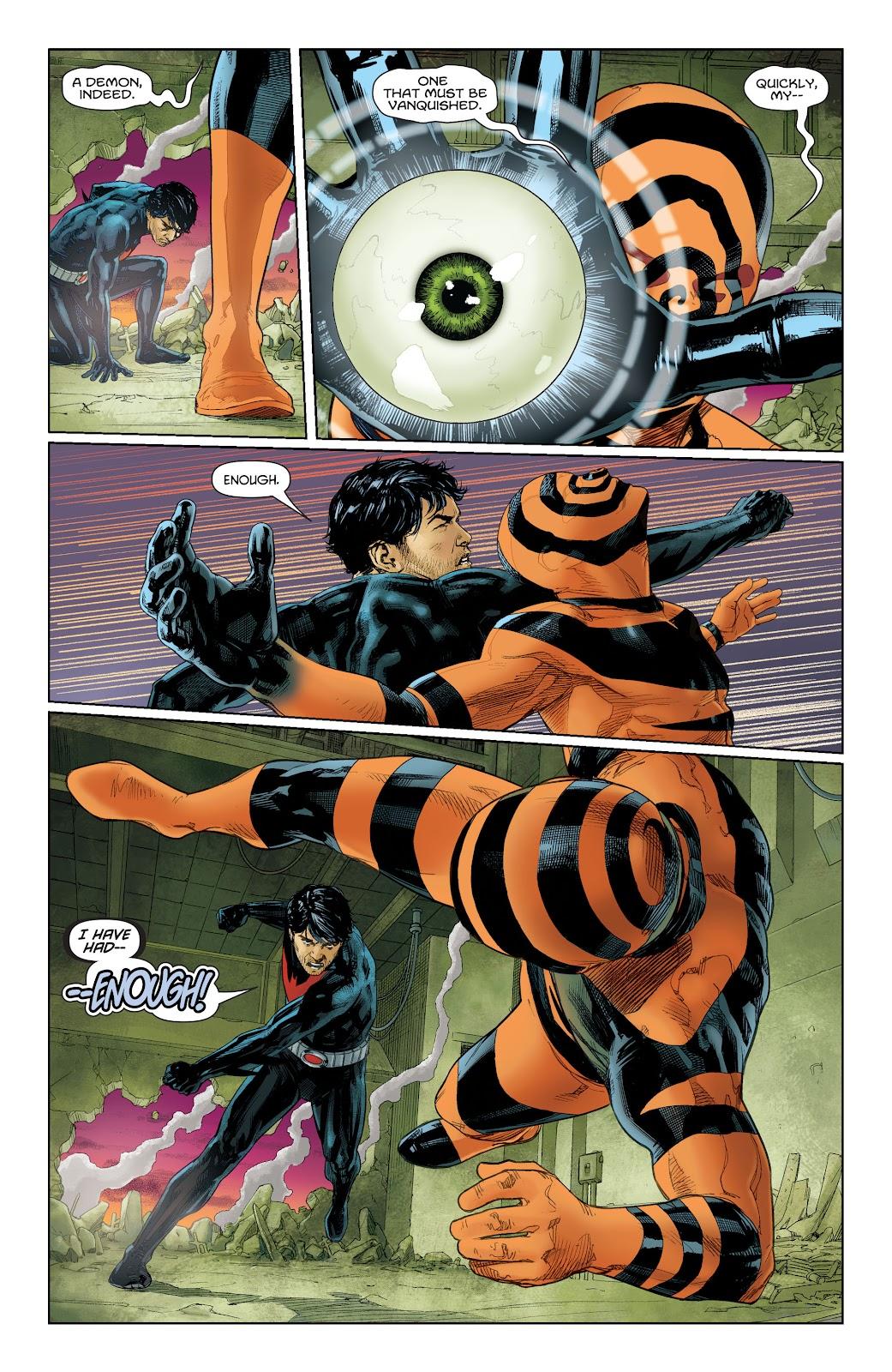 Batman Beyond (2015) Issue #16 #16 - English 9