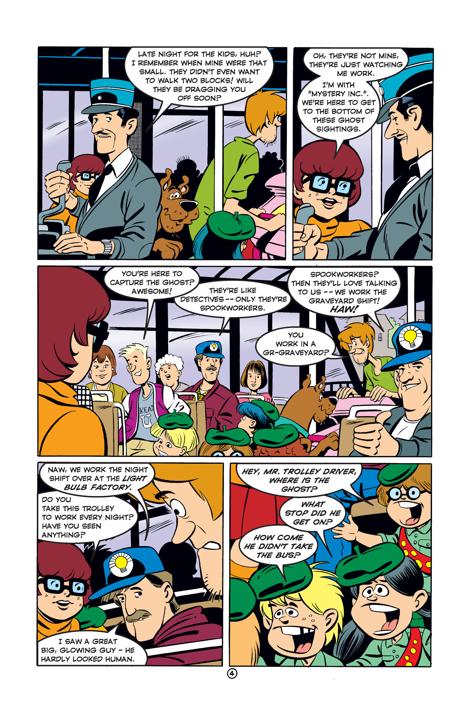 Read online Scooby-Doo (1997) comic -  Issue #41 - 5