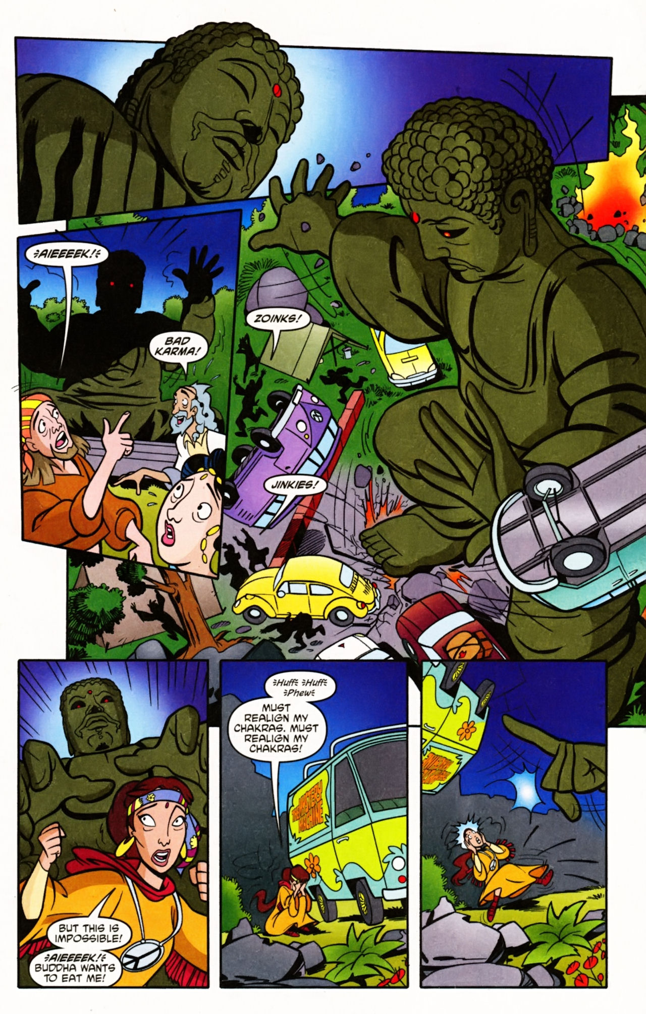Read online Scooby-Doo (1997) comic -  Issue #152 - 19