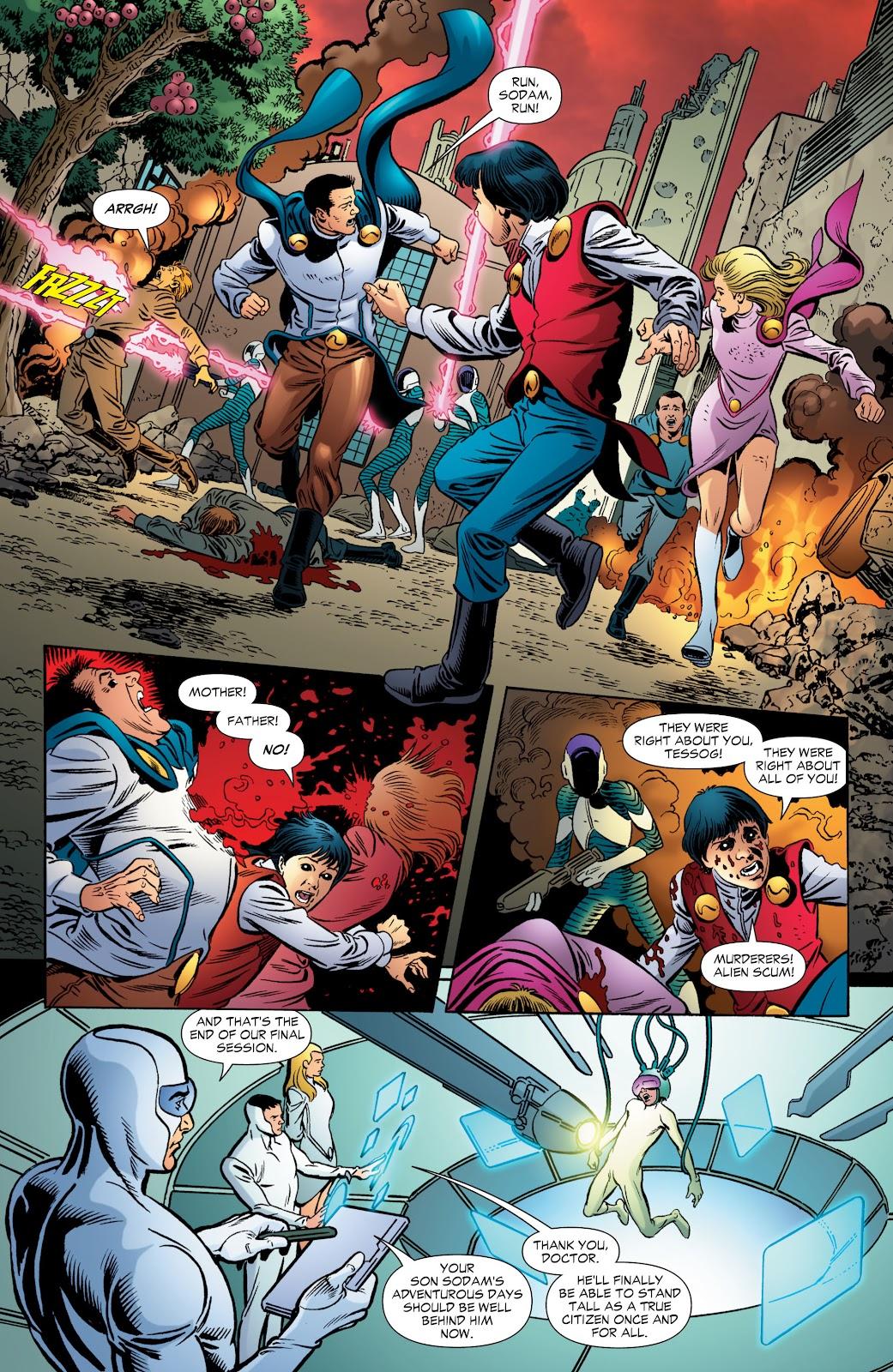 Green Lantern: The Sinestro Corps War Full #1 - English 235