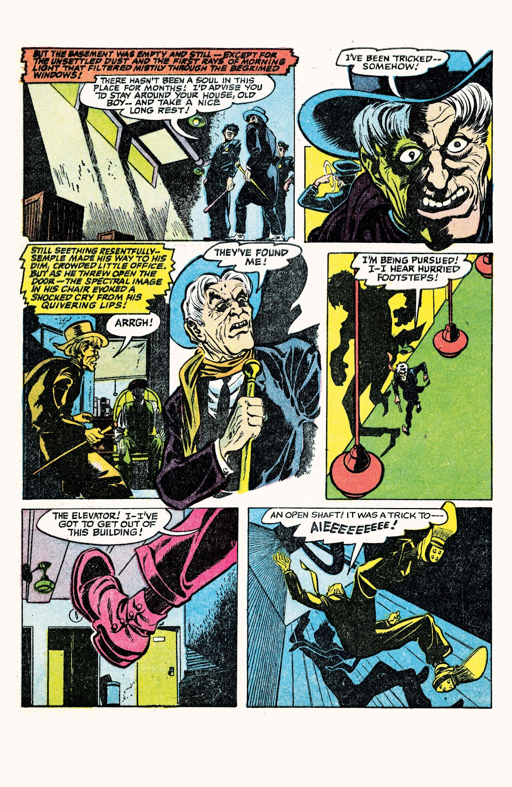 Haunted Horror Issue #10 #10 - English 8