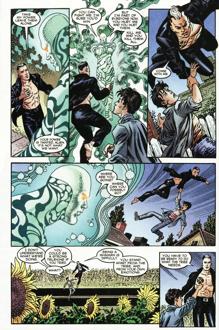 X-Man Issue #75 #79 - English 32