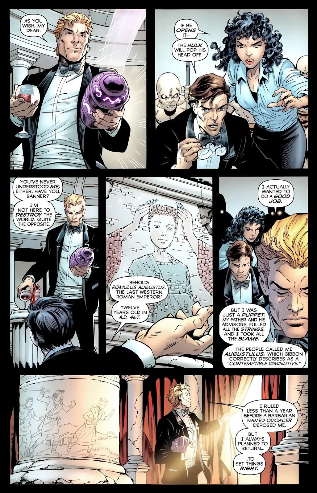 Incredible Hulks (2010) Issue #627 #17 - English 18