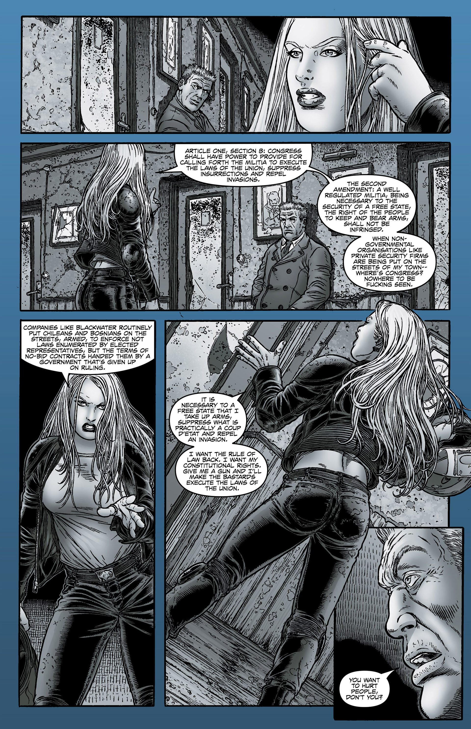 Black Summer 5 Page 7