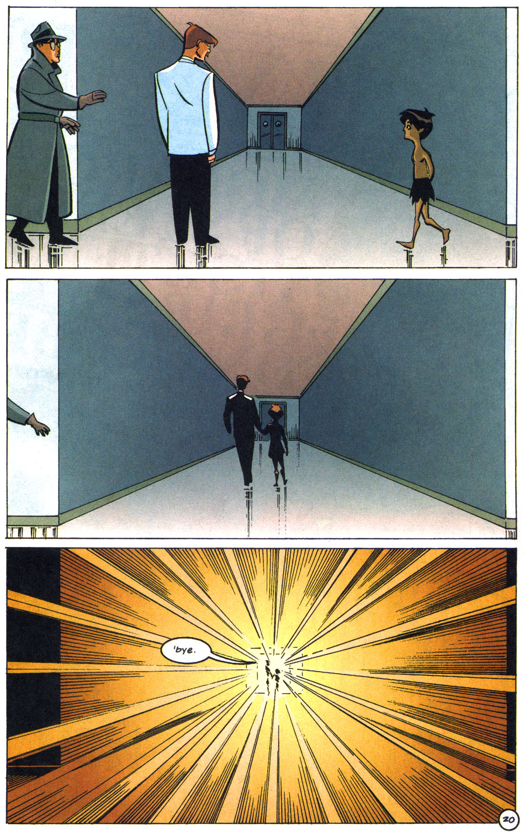 Batman: Gotham Adventures 13 Page 21