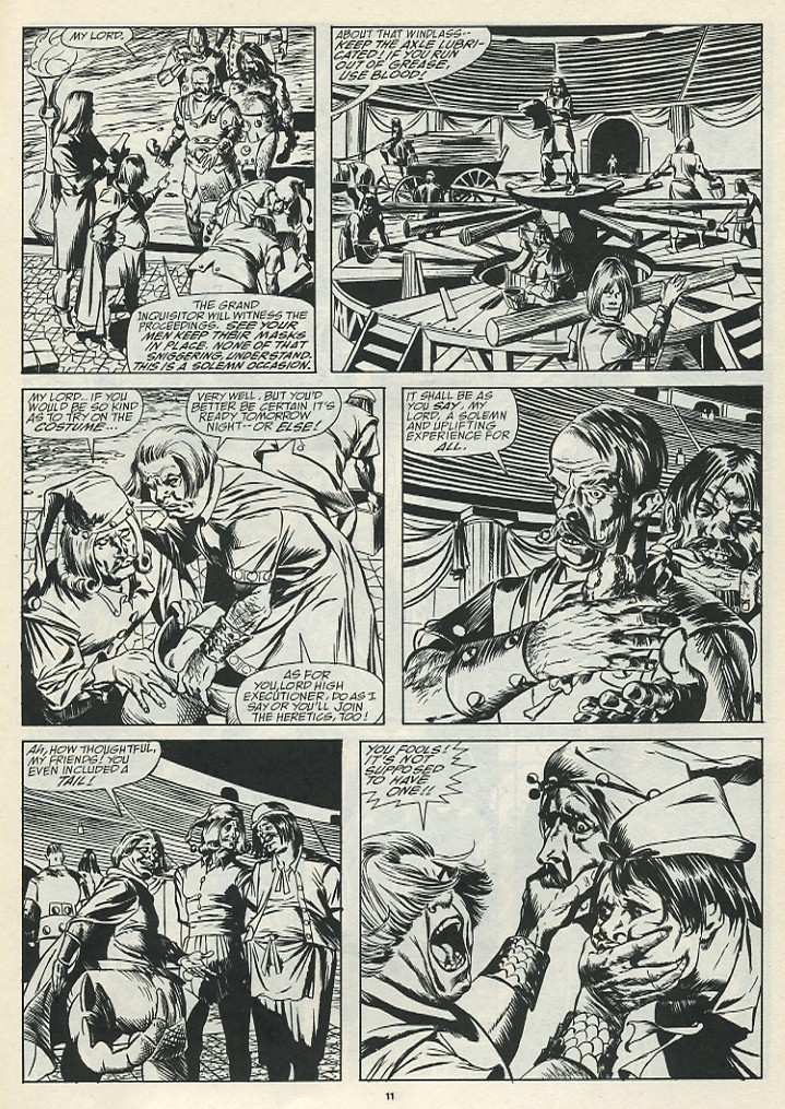 The Savage Sword Of Conan Issue #185 #186 - English 13