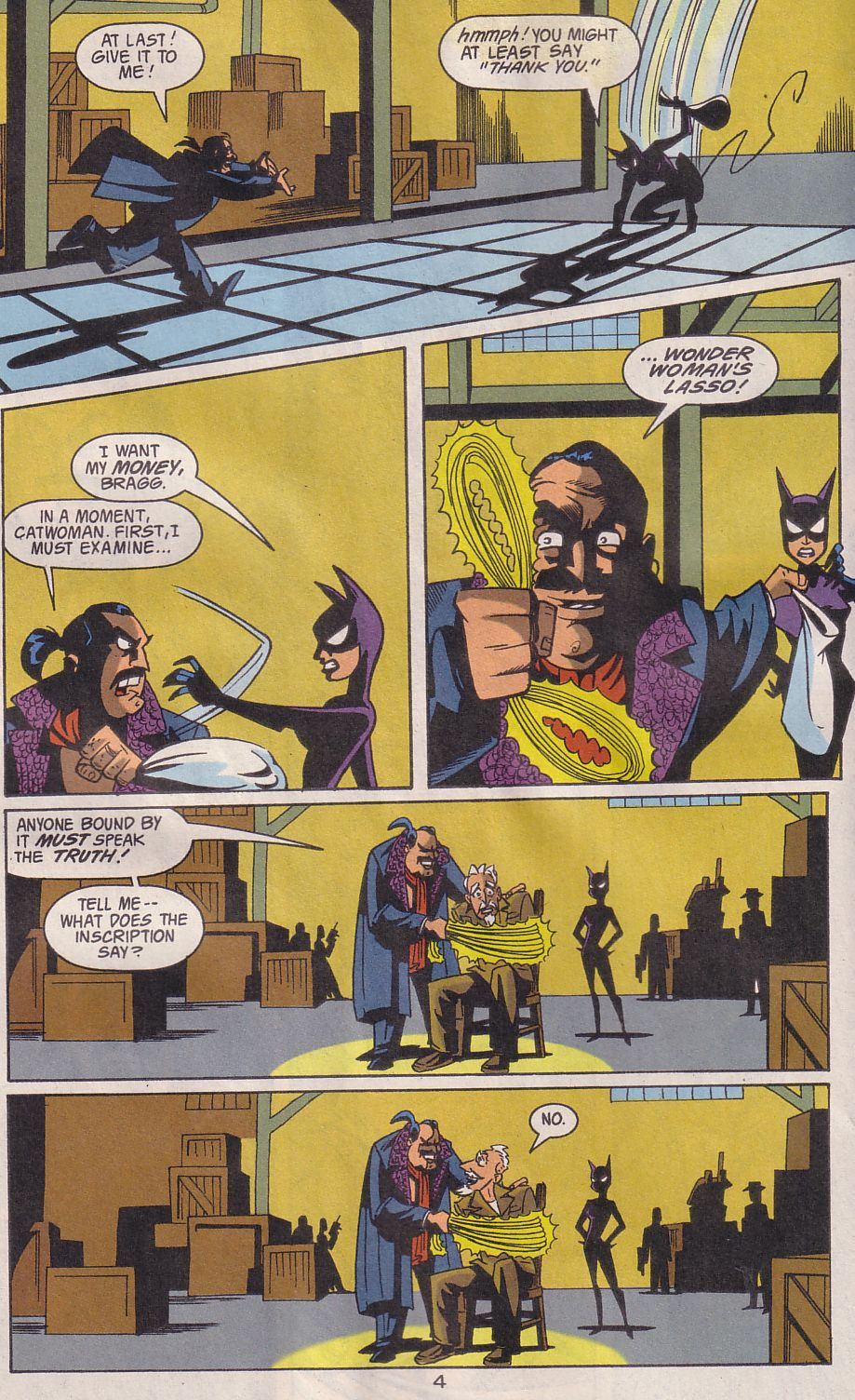 Read online Adventures in the DC Universe comic -  Issue #19 - 5