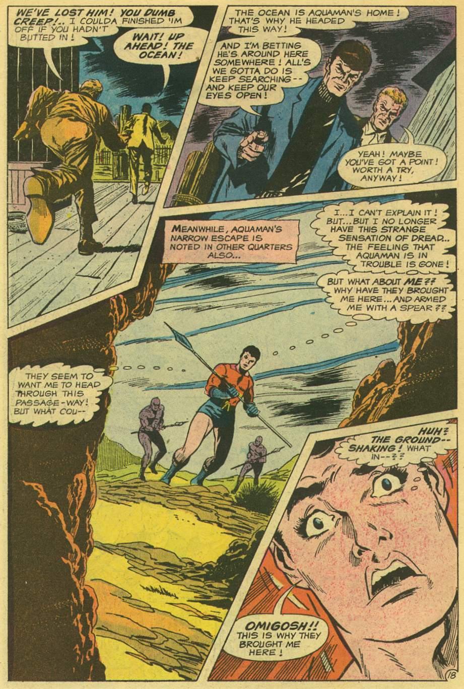 Aquaman (1962) Issue #44 #44 - English 26