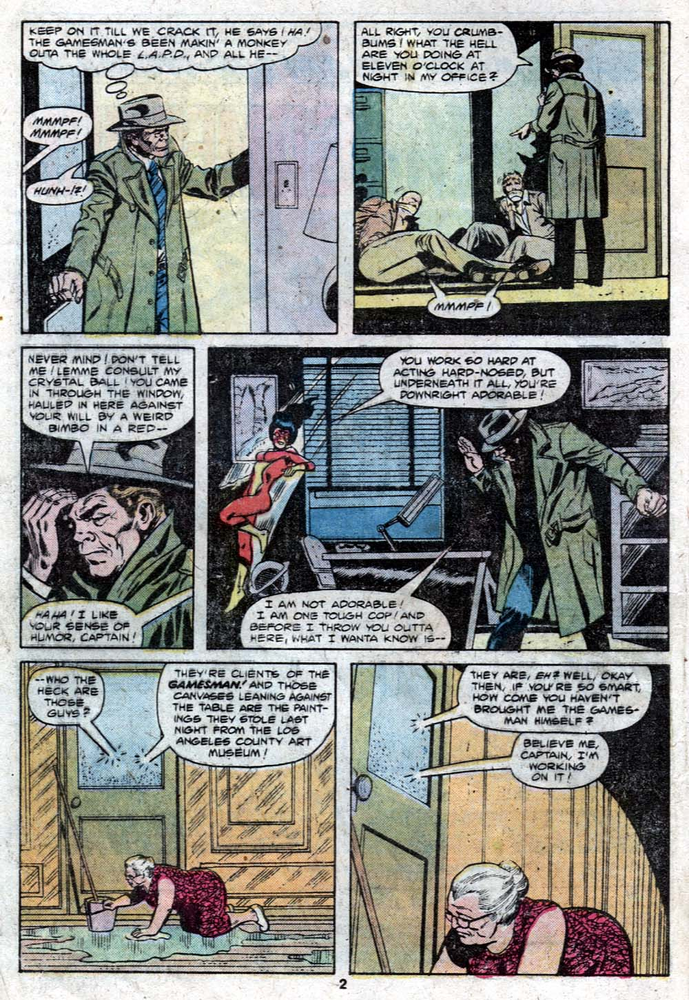 Spider-Woman (1978) Issue #23 #23 - English 3