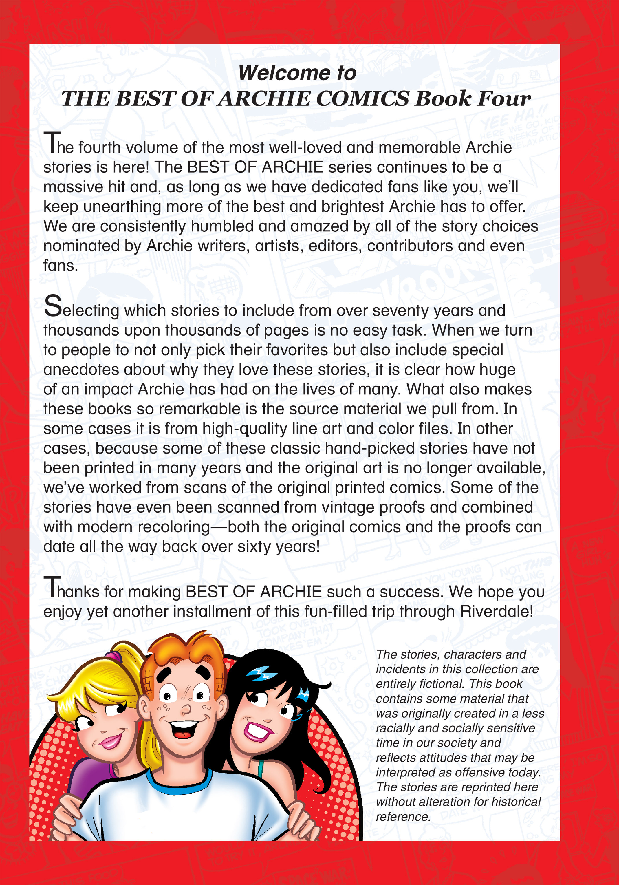 Read online The Best of Archie Comics comic -  Issue # TPB 4 (Part 1) - 5