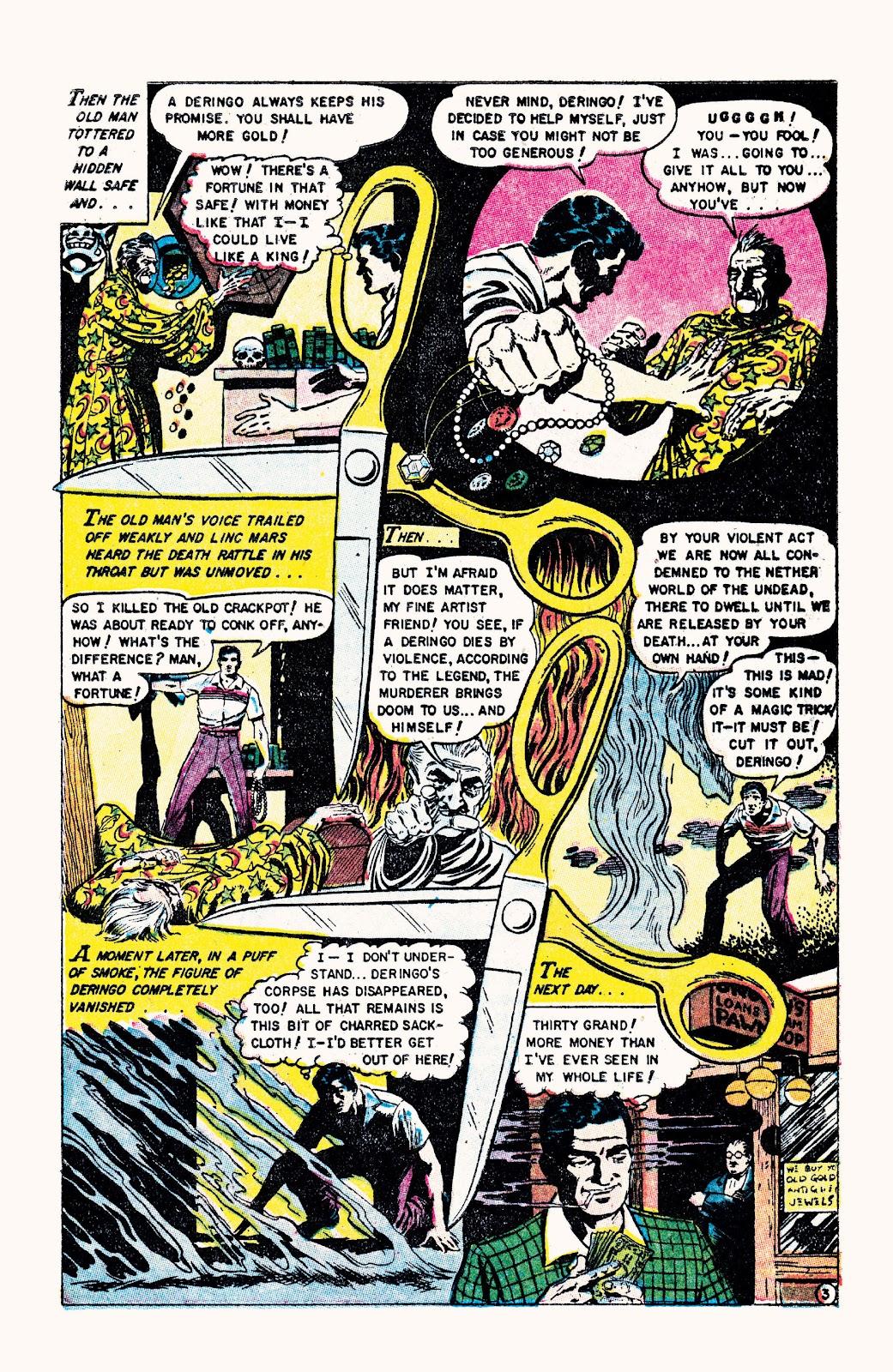 Haunted Horror Issue #12 #12 - English 5