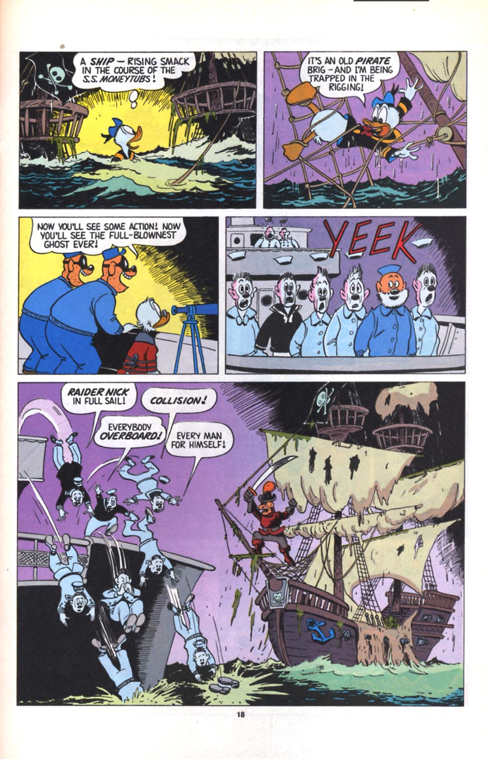 Uncle Scrooge (1953) Issue #280 #280 - English 19