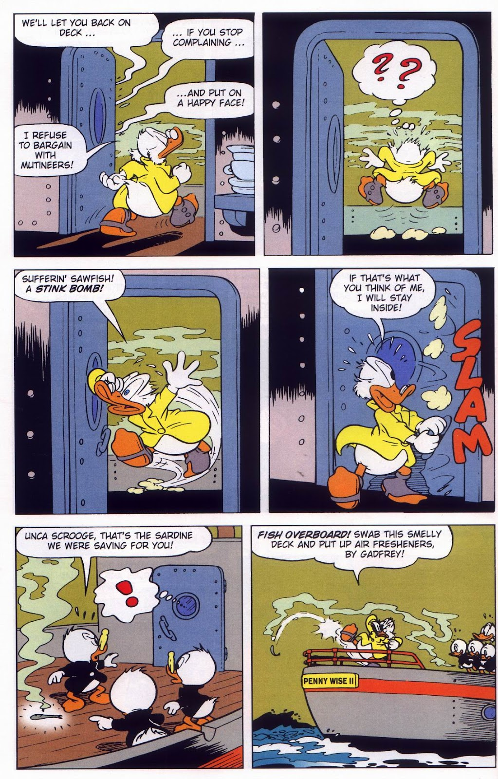 Uncle Scrooge (1953) Issue #316 #316 - English 10