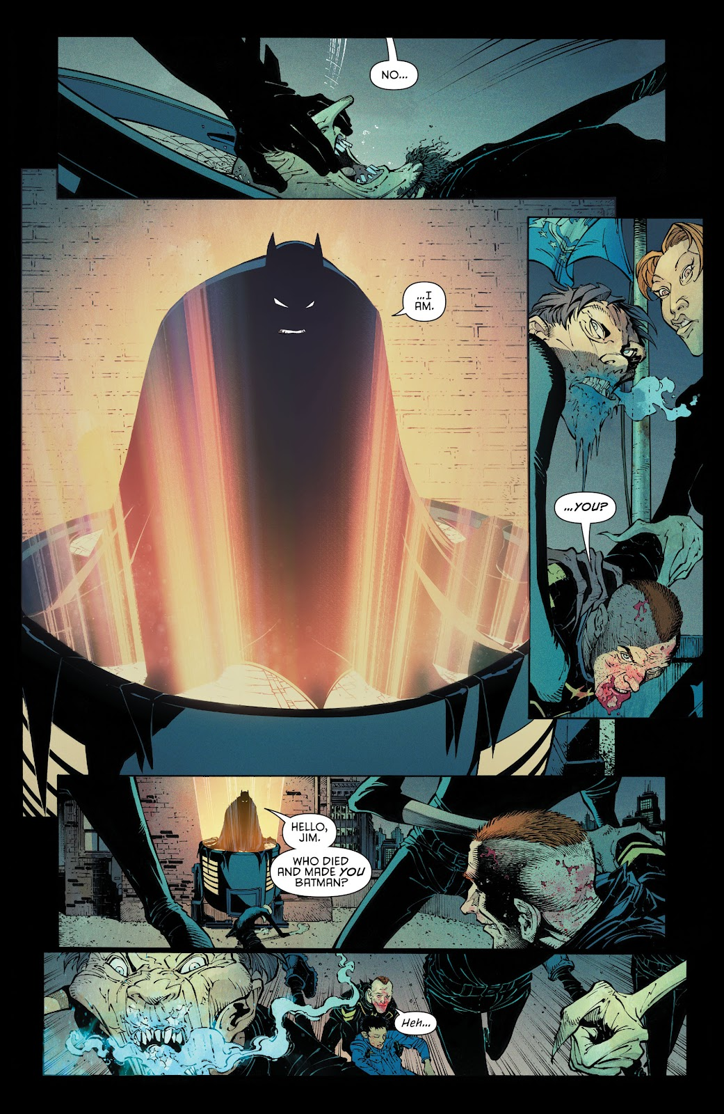 Batman (2011) Issue #50 #69 - English 12