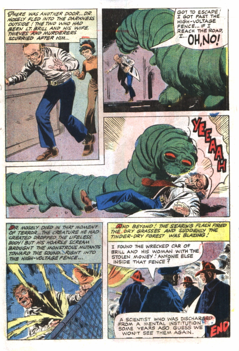 Read online Scary Tales comic -  Issue #36 - 11
