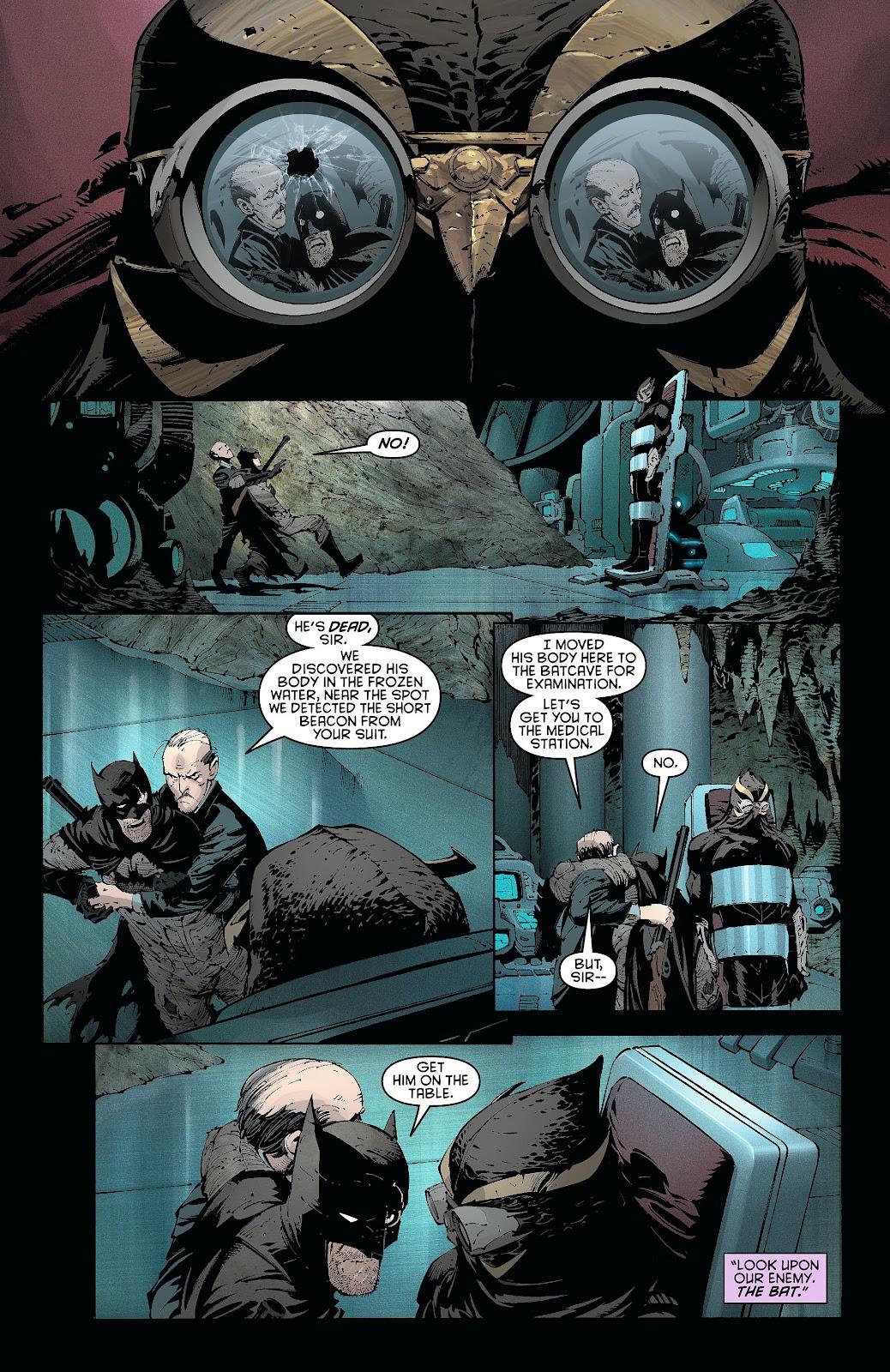 Batman (2011) Issue #7 #22 - English 13