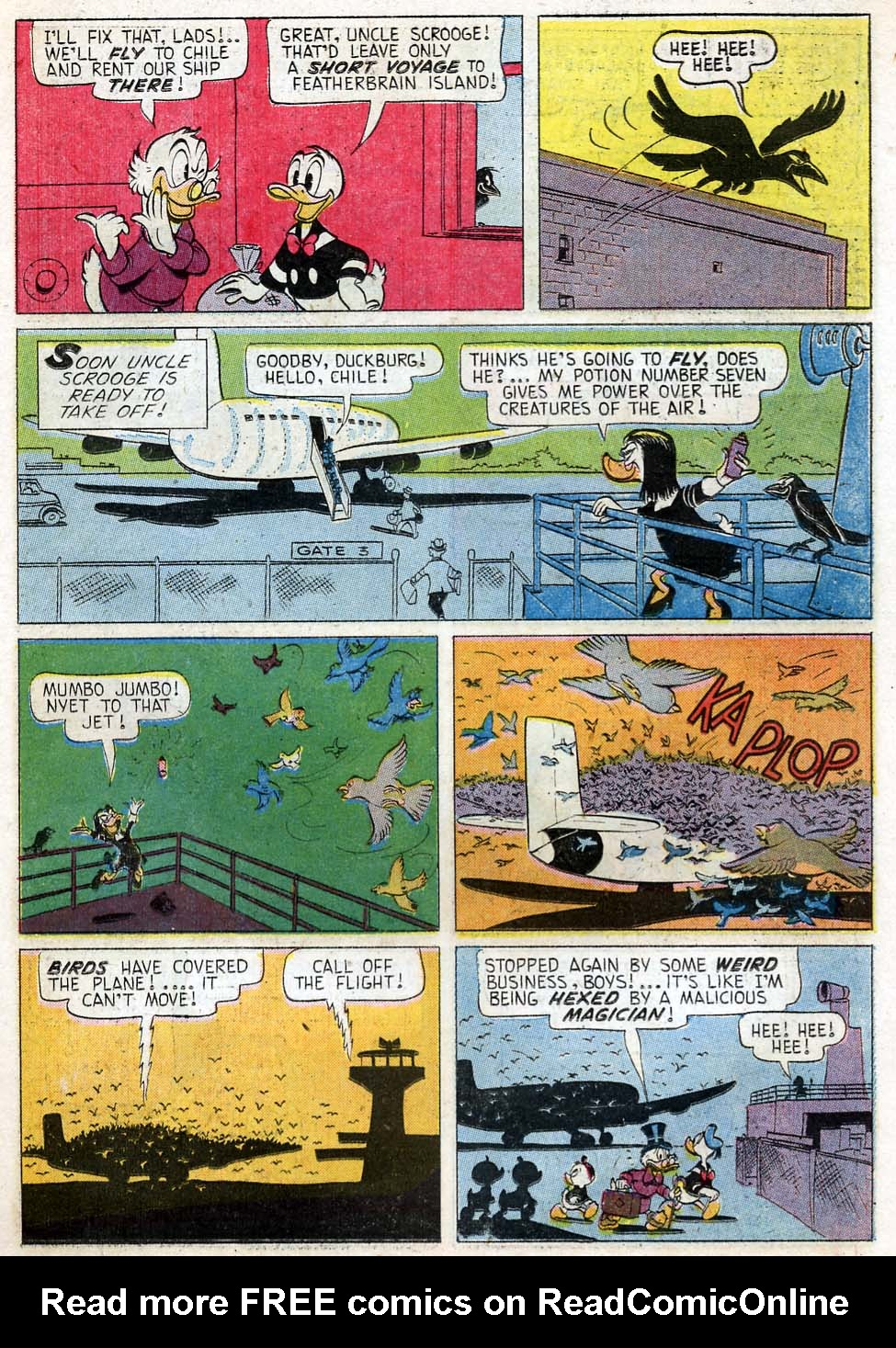 Uncle Scrooge (1953) Issue #45 #45 - English 11