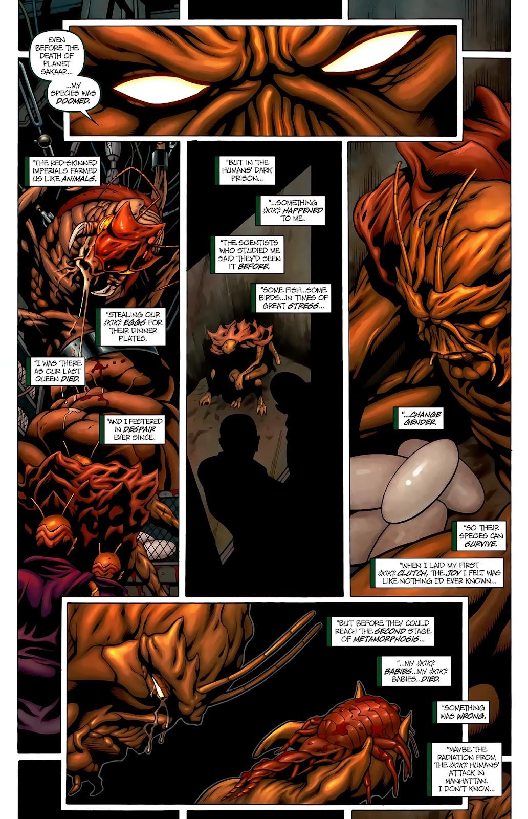 Incredible Hulks (2010) Issue #625 #15 - English 11