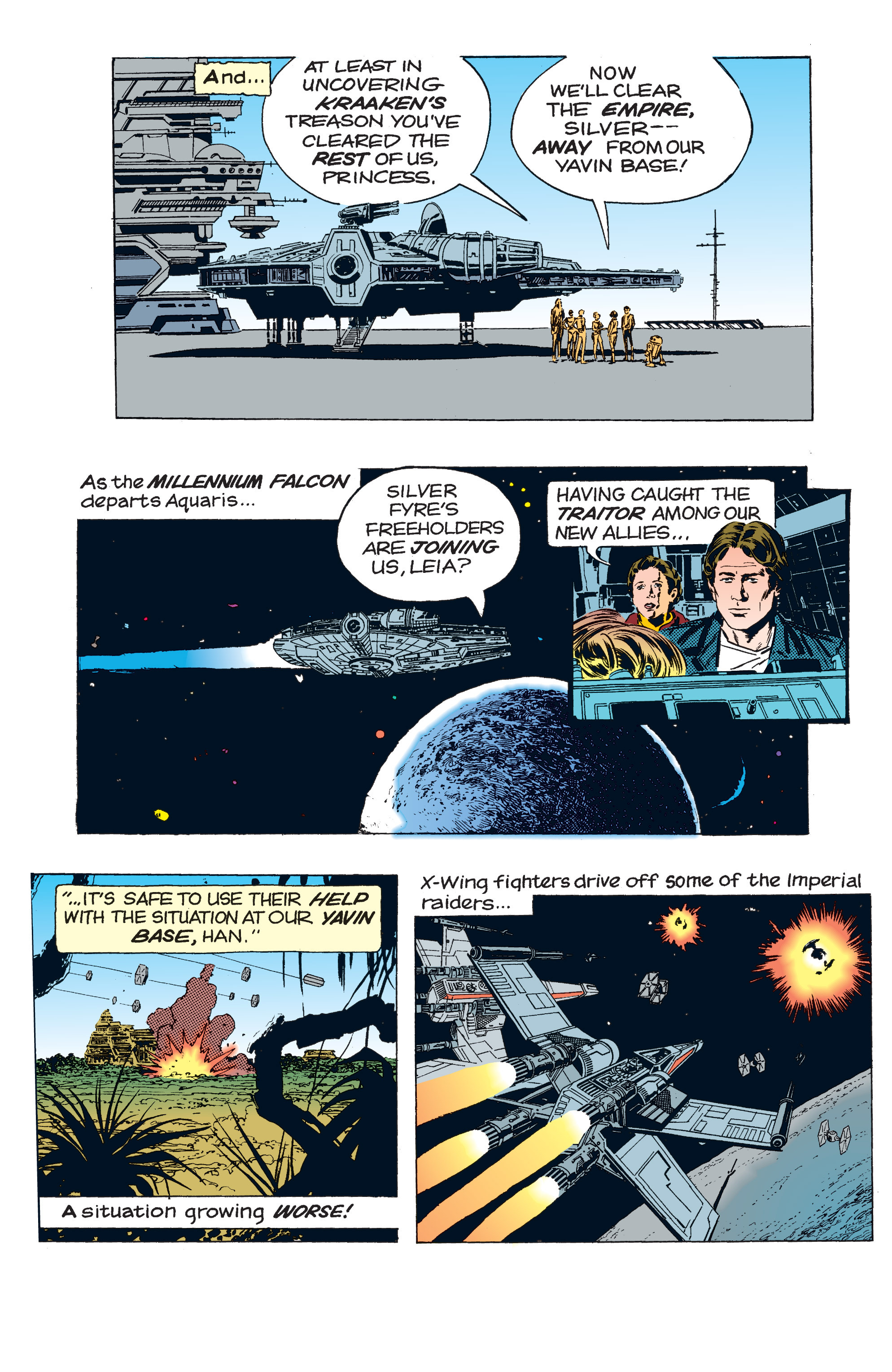 Classic Star Wars #8 #8 - English 18