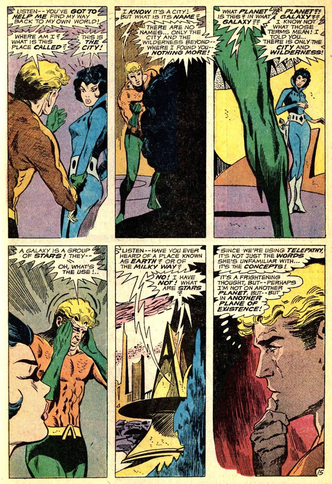 Aquaman (1962) Issue #50 #50 - English 19