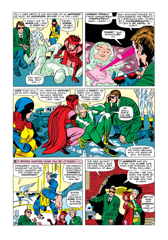 Uncanny X-Men (1963) 11 Page 14