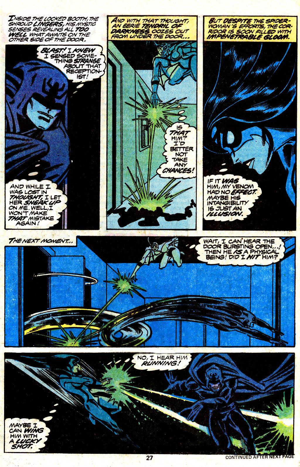 Spider-Woman (1978) #13 #38 - English 16