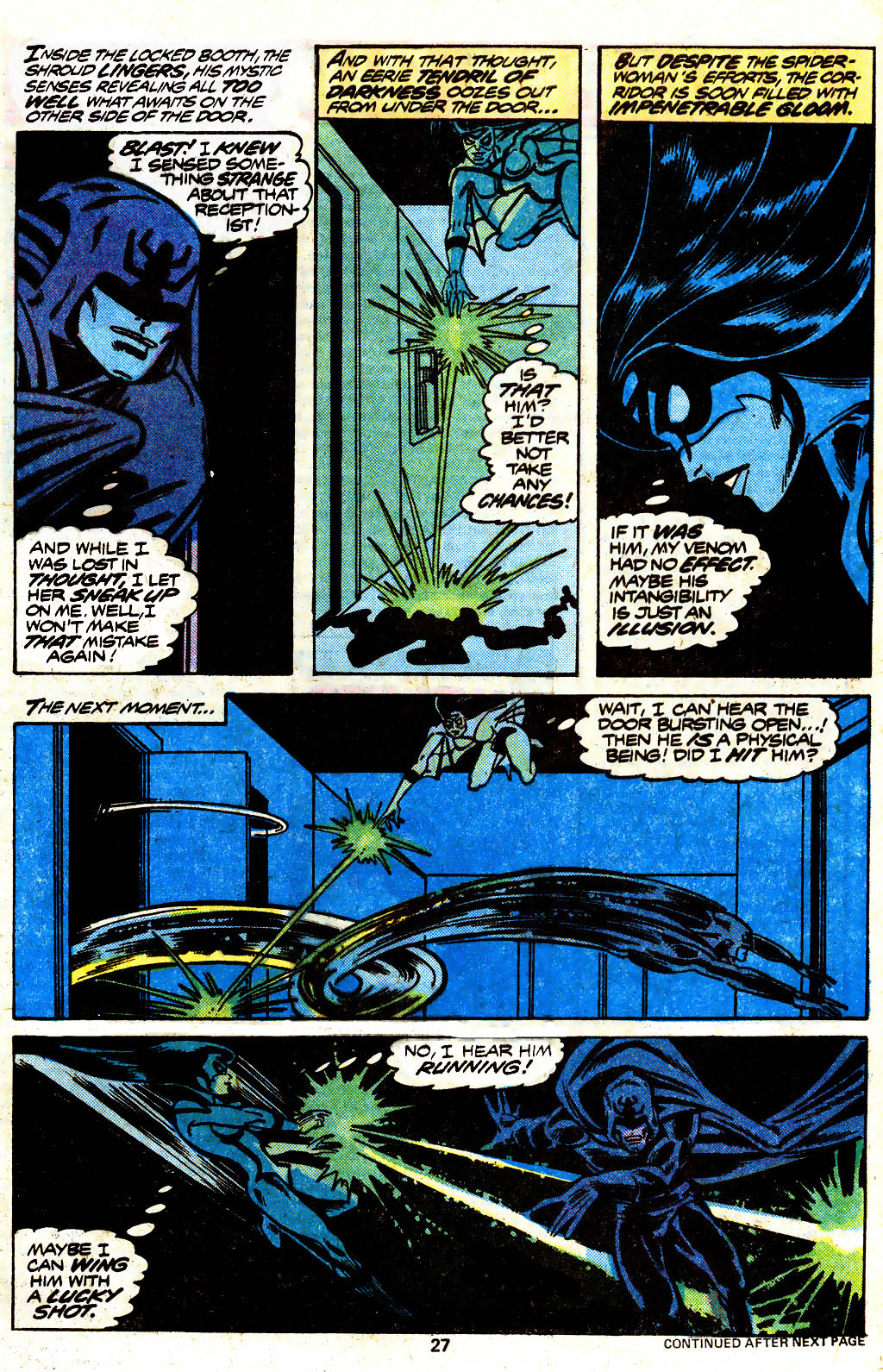 Spider-Woman (1978) Issue #13 #13 - English 16