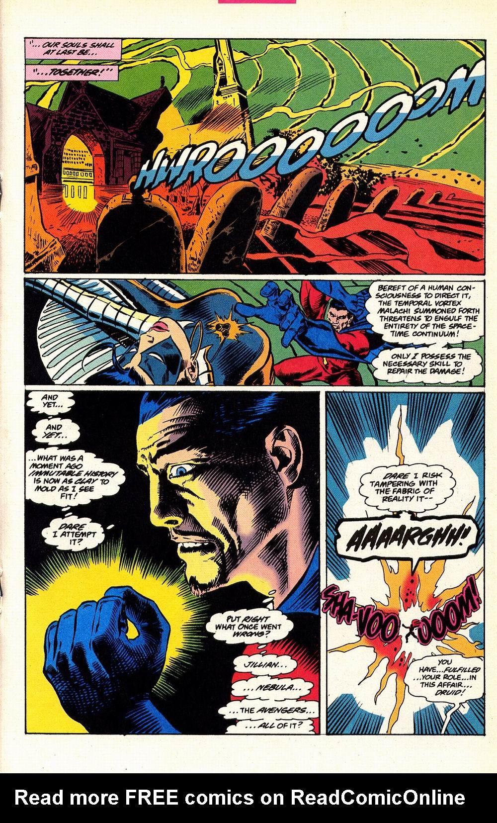 Read online Secret Defenders comic -  Issue #17 - 14