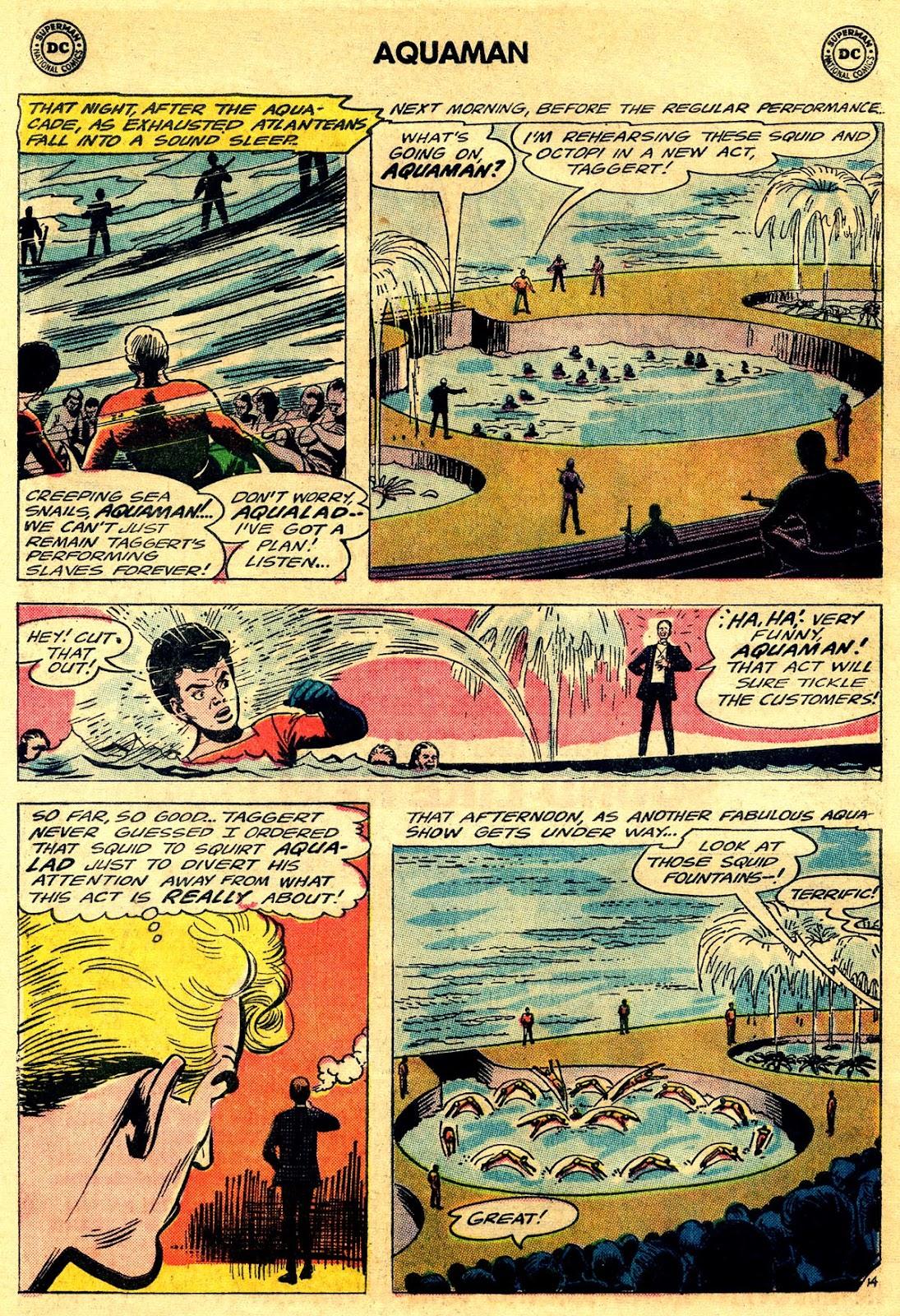 Aquaman (1962) Issue #19 #19 - English 20