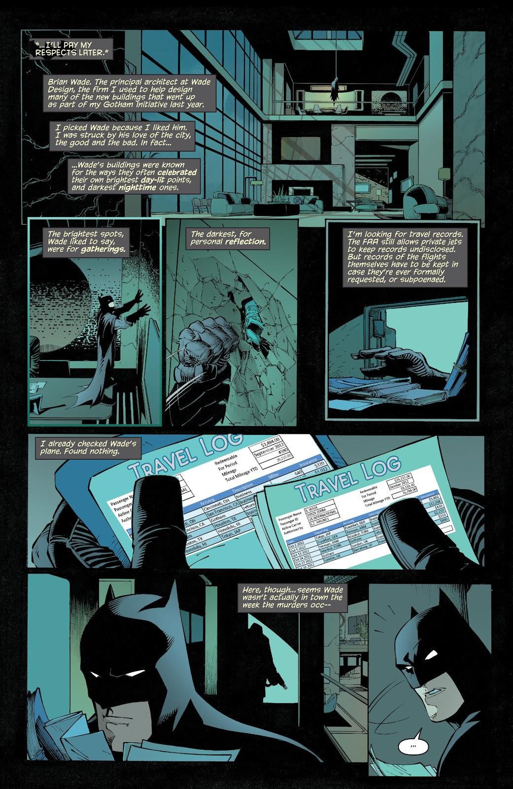 Batman (2011) Issue #19 #34 - English 14