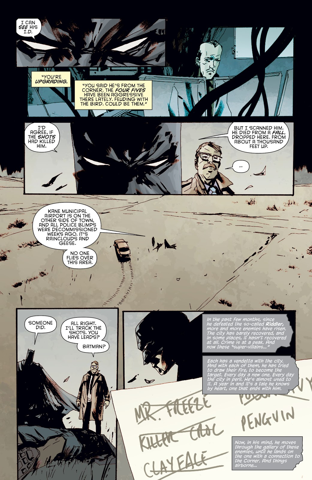 Batman (2011) Issue #44 #63 - English 6