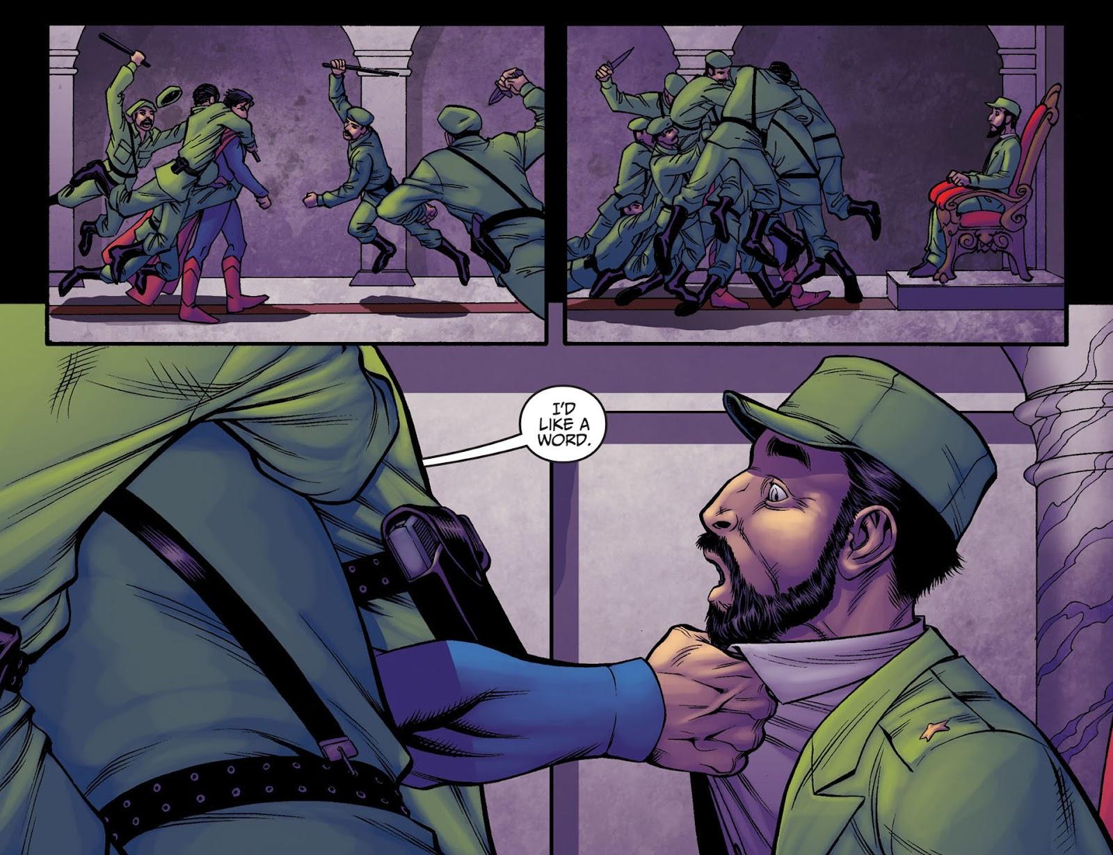 Injustice: Gods Among Us [I] Issue #6 #7 - English 14