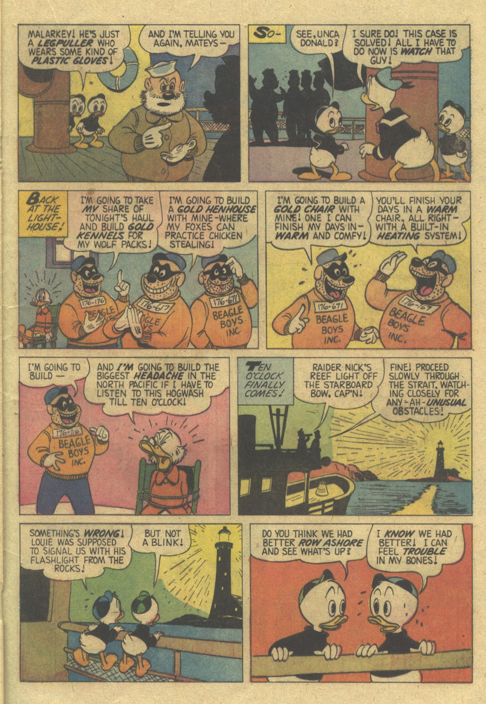 Uncle Scrooge (1953) Issue #119 #119 - English 21