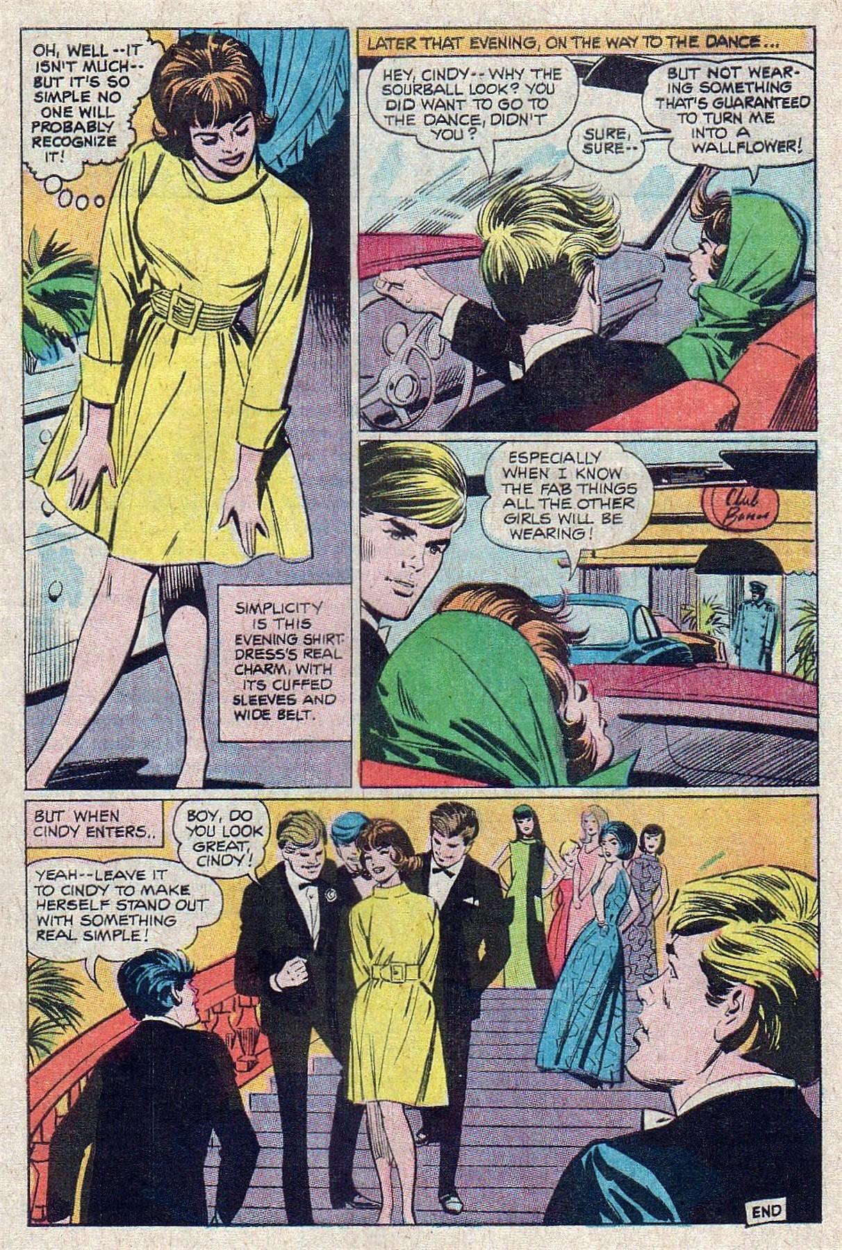 Read online Secret Hearts comic -  Issue #129 - 9
