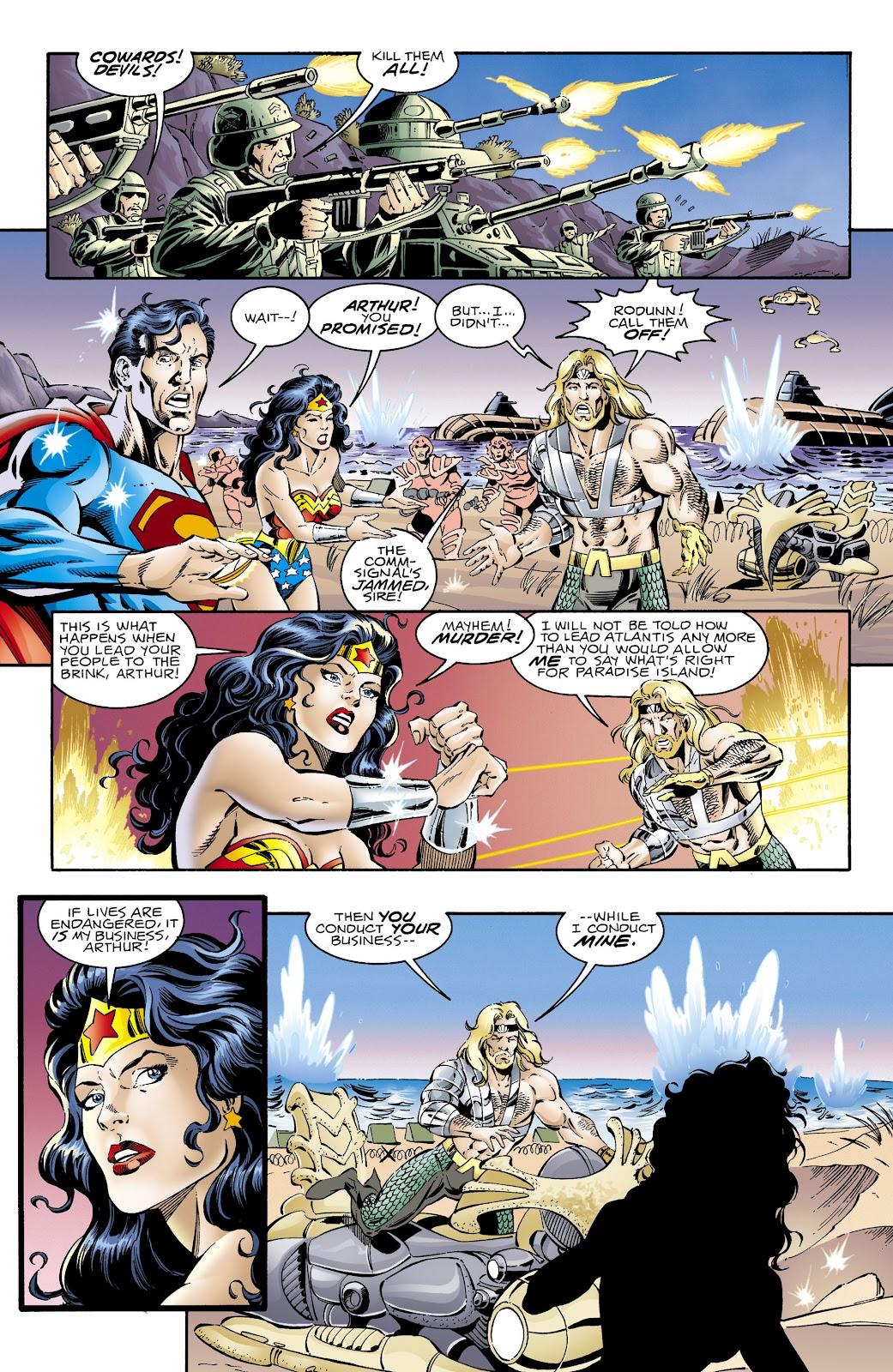 Aquaman (1994) Issue #66 #72 - English 16
