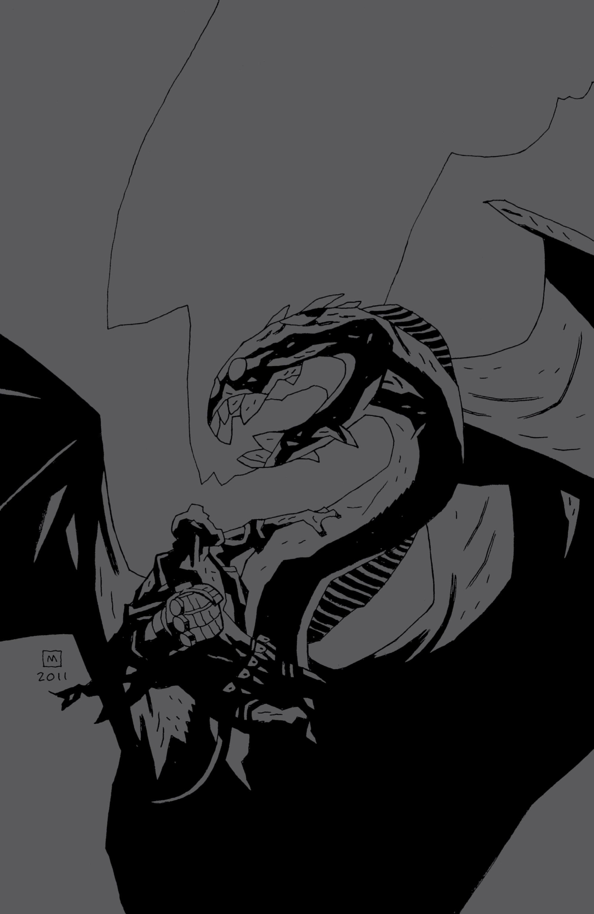 Hellboy chap 12 pic 113