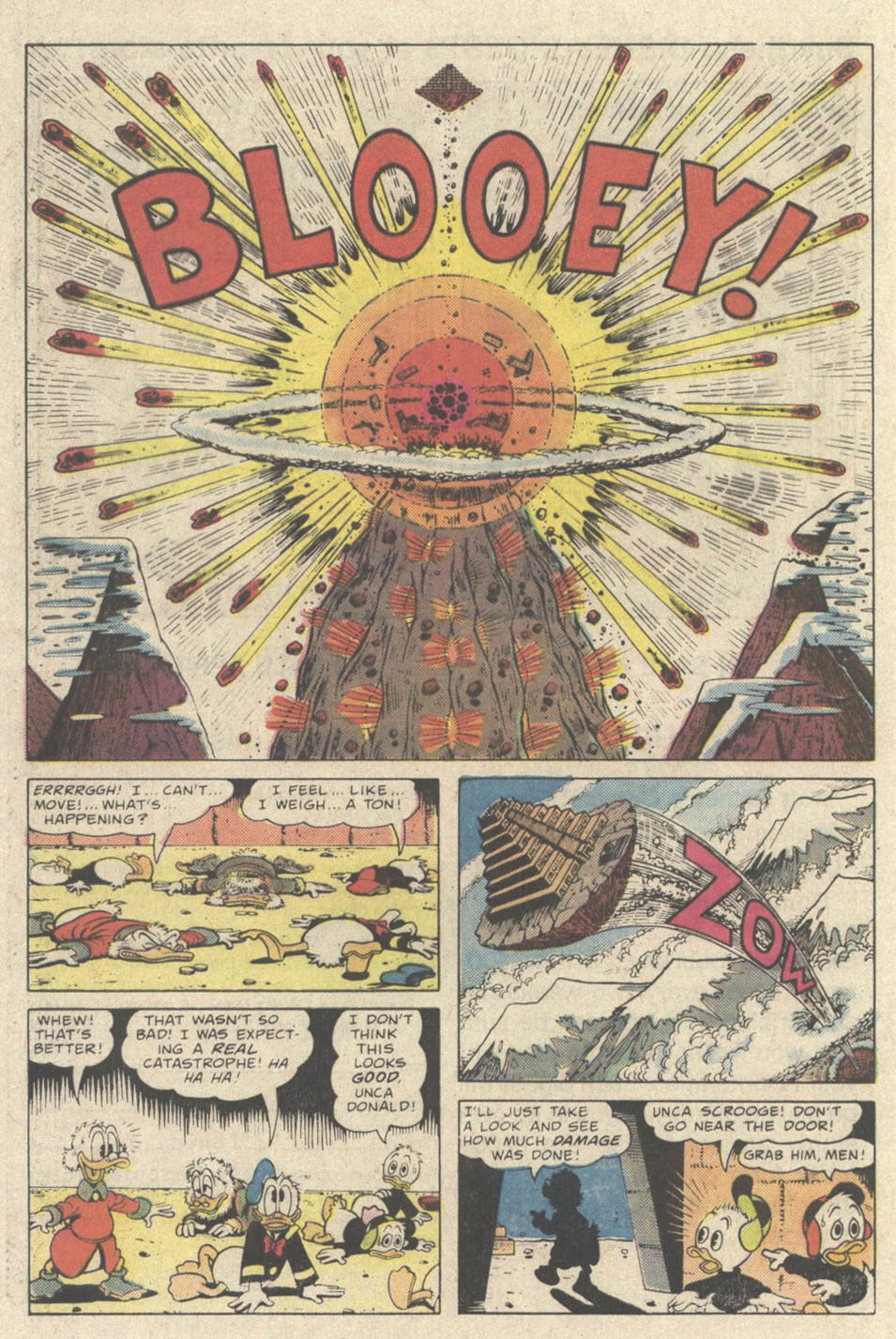 Uncle Scrooge (1953) Issue #219 #219 - English 28