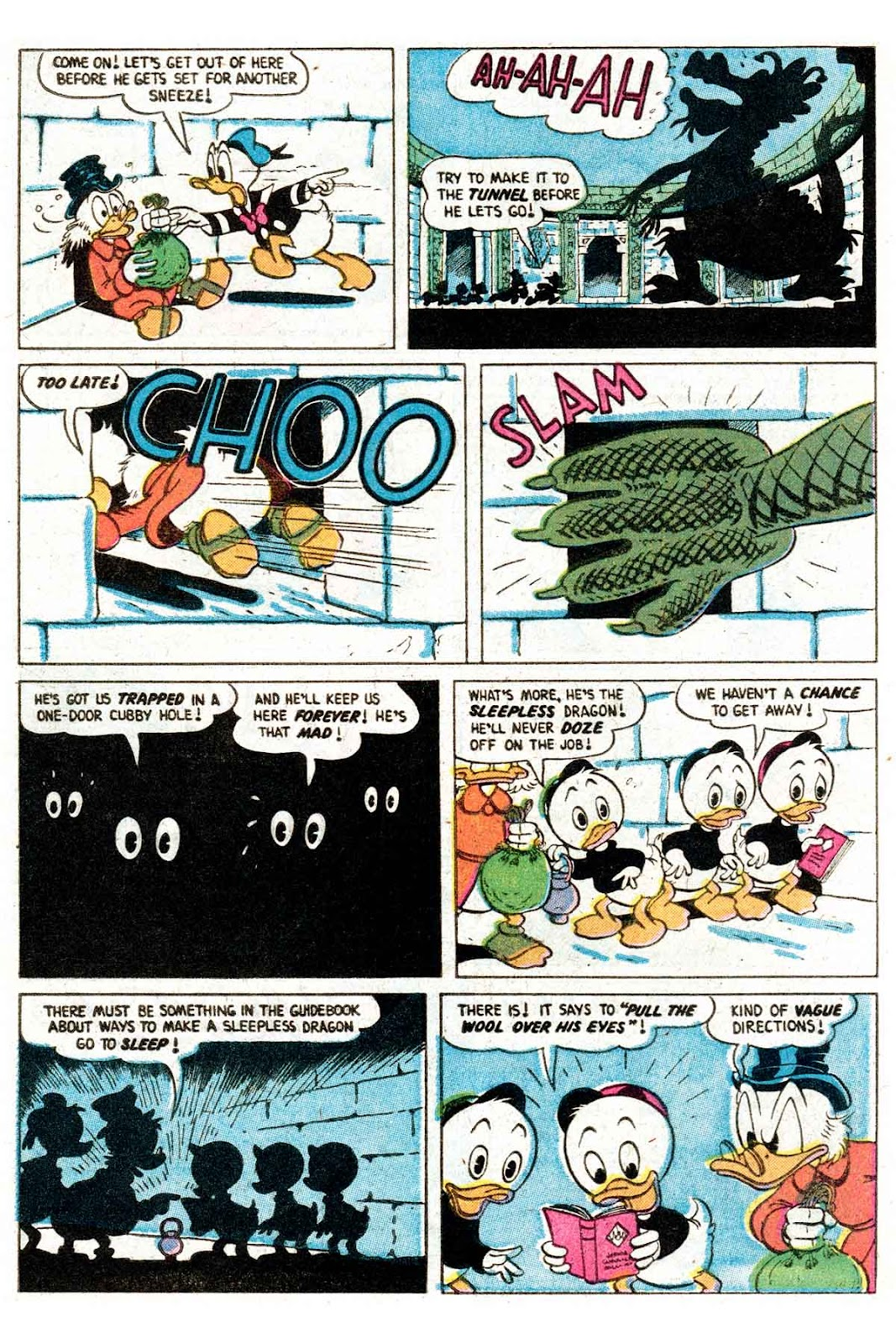 Uncle Scrooge (1953) Issue #203 #203 - English 32