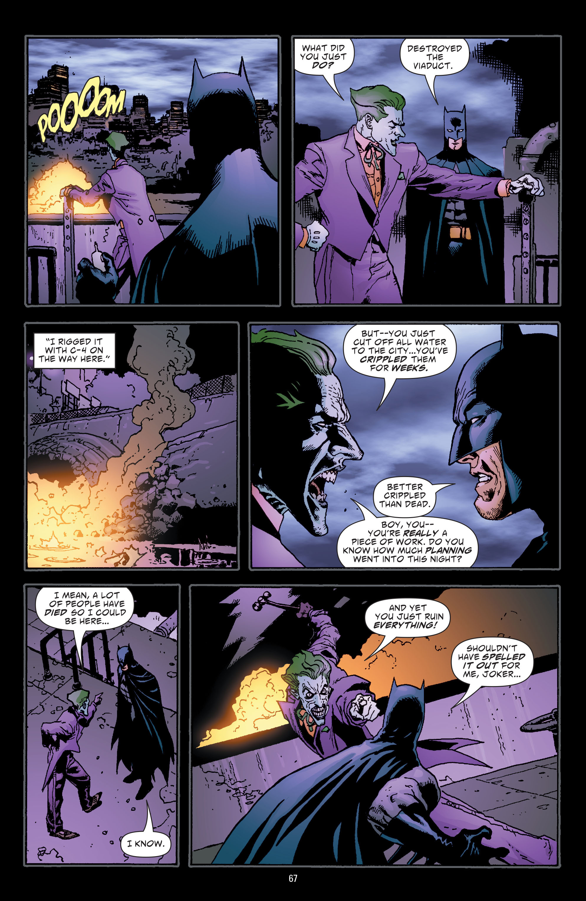 Batman: The Man Who Laughs chap 1 pic 68