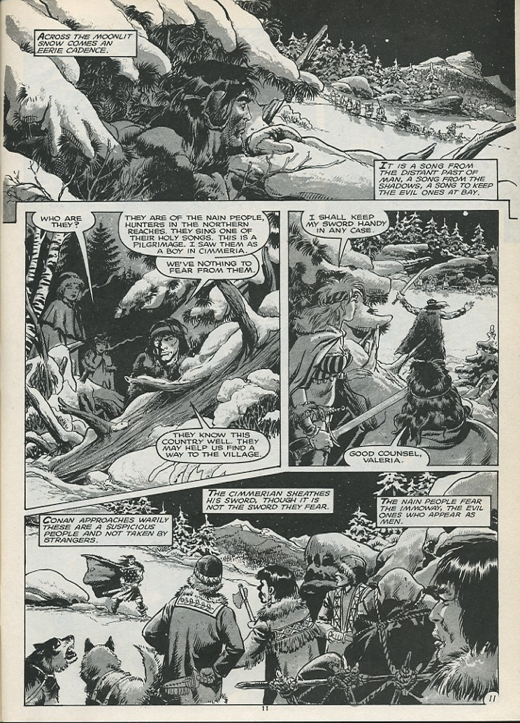 The Savage Sword Of Conan Issue #179 #180 - English 13