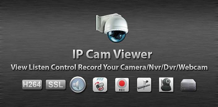 Descargar IP Cam Viewer Pro 5.0.6 apk Android Full (Gratis)