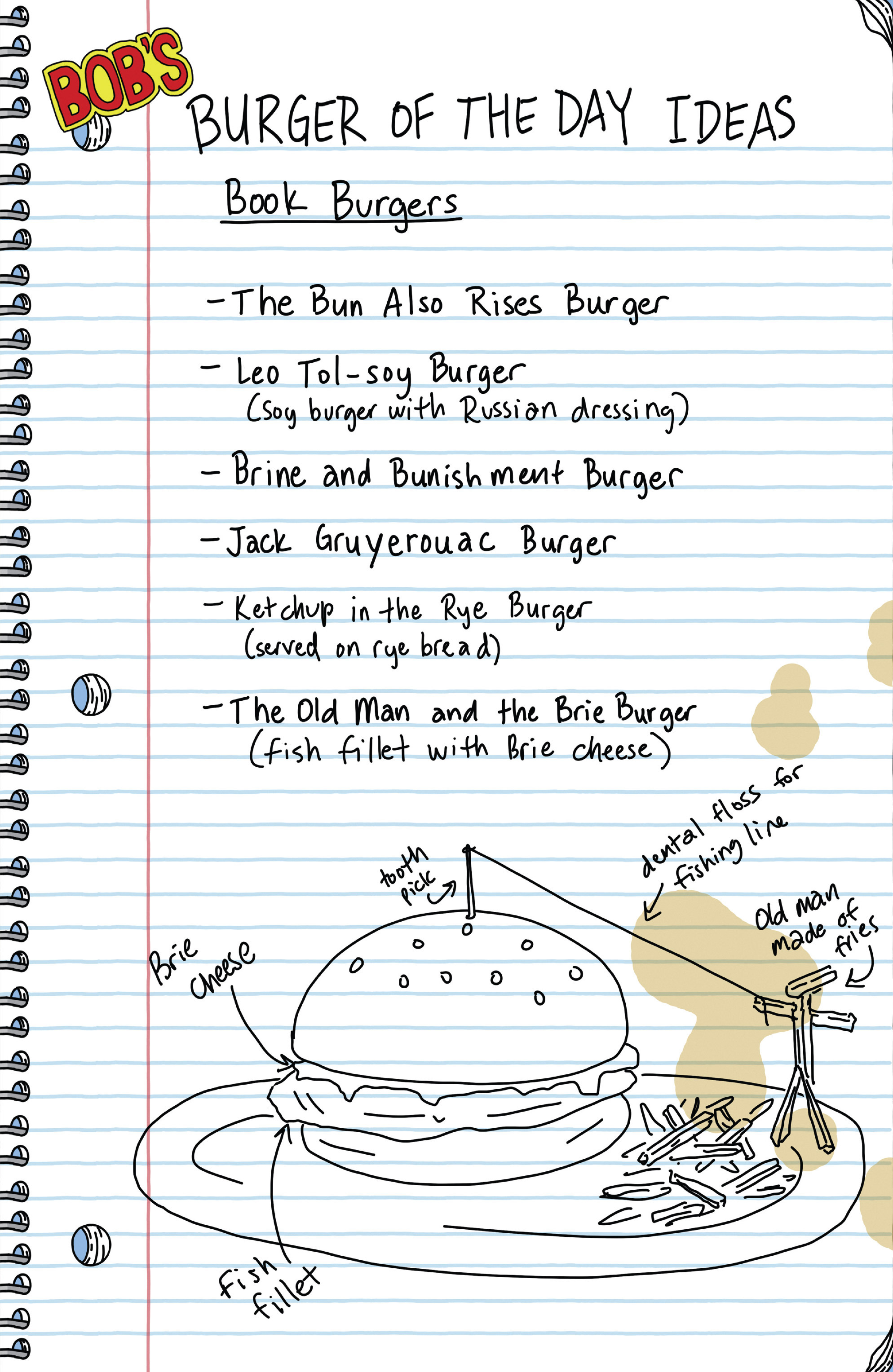Read online Bob's Burgers (2014) comic -  Issue #5 - 9